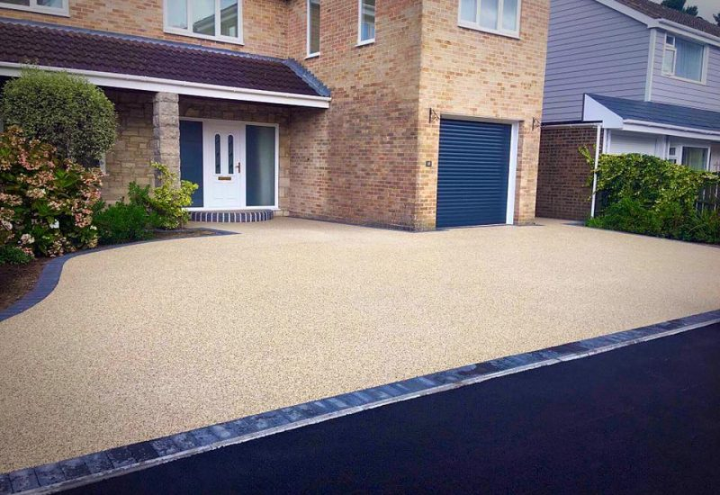 Resin Driveways in Poole