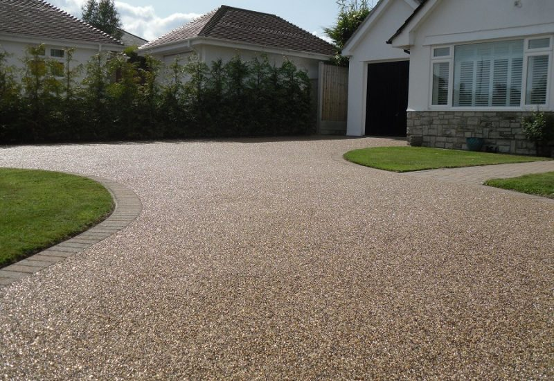 Resin Driveway in Bournemouth